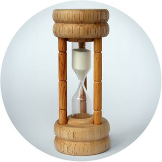 3 Minute Wooden Tea Timer