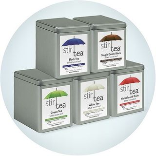 Stir Tea Caddies - Silver