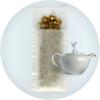 Fill Your Own Tea Bags Pot Size