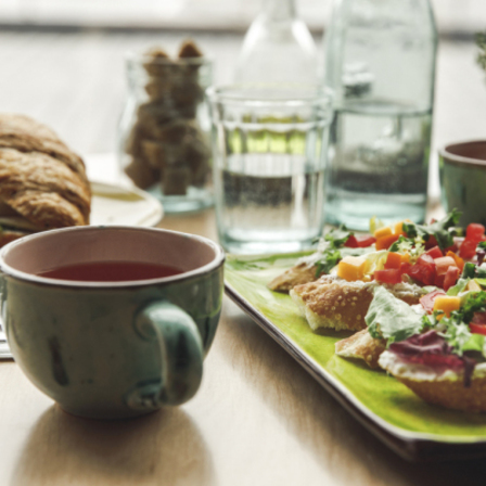 Can Drinking Tea At Meals Affect Iron Absorption?