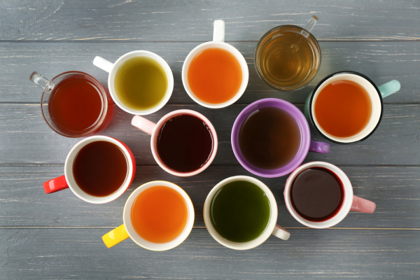 Does Your Teacup Shape Influence Your Tea Drinking Experience?